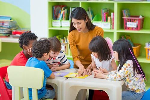 Εκπαίδευση στη Διδασκαλία των Ξένων Γλωσσών Προσχολική Ηλικία