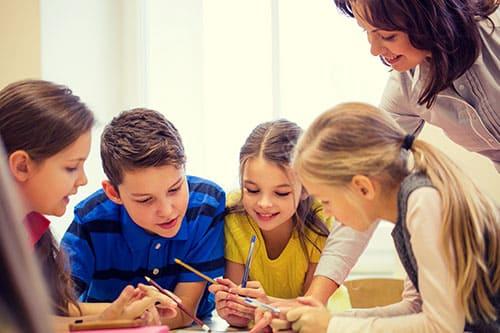 Εκπαίδευση στη Διδασκαλία των Ξένων Γλωσσών Σχολική Ηλικία